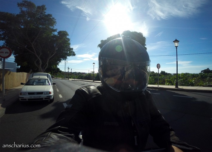 Nightrider - GoPro 4 Black Edition